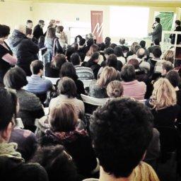Conferenza Gio a Brescia